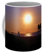 Lifeguard Chairs Coffee Mug
