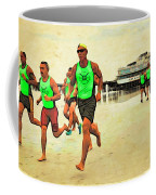 Lifeguard Runners Coffee Mug