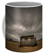 Lifeguard Shack Coffee Mug by Evelina Kremsdorf