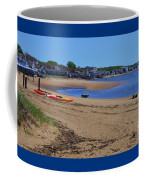 Life's A Beach In Provincetown Cape Cod Coffee Mug