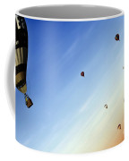 Lifted Coffee Mug