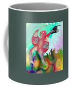 Lifting The Color Coffee Mug