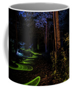 Lighit Painted Forest Scene Coffee Mug