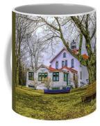 Light At Grand Traverse Coffee Mug
