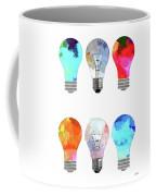 Light Bulbs Coffee Mug