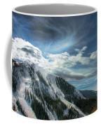 Light Fades On Arapaho Basin Coffee Mug