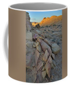 Light Fading On Valley Of Fire Coffee Mug
