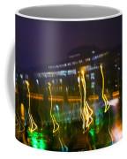 Light Ghosts Coffee Mug