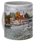 Light House Mississauga Coffee Mug