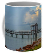 Light In The Sky Coffee Mug