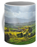 Light In The Valley At Rhug. Coffee Mug