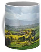 Light In The Valley At Rhug. Coffee Mug