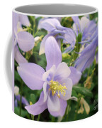 Light Lavender Flowers Coffee Mug