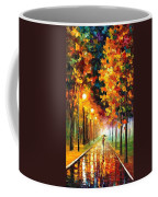 Light Of Autumn Coffee Mug