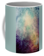 Light Of Life Abstract Painting Coffee Mug