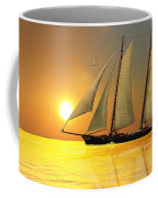 Light Of Life Coffee Mug by Corey Ford
