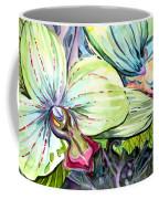 Light Of Orchids Coffee Mug