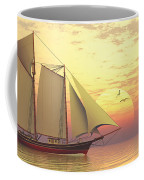 Light Of The Sun Coffee Mug