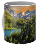 Light On Mack Lake Coffee Mug