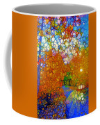 Light On The Autumn Path Coffee Mug