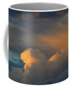 Light On The Clouds  Coffee Mug