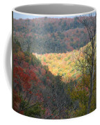 Light On The Valley Coffee Mug