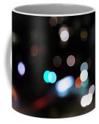 Light Orbs Coffee Mug