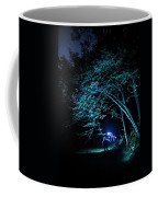 Light Painted Arched Tree  Coffee Mug