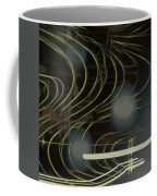 Light Painting Energy Coffee Mug