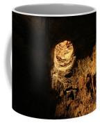 Light Peeks Through - Cave Coffee Mug
