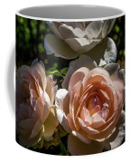 Light Pink Roses Coffee Mug
