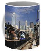 Light Rail In Charlotte Coffee Mug