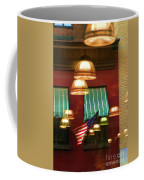 Light Reflection Nyc Canopy  Coffee Mug