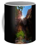 Light Shine Down Coffee Mug