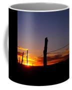 Light Shines Upon Them Coffee Mug