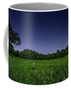 Light Show - Fireflies Vs The Stars Coffee Mug