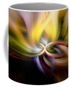 Light Swirl Coffee Mug
