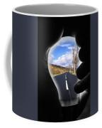 Light The Way Home Coffee Mug
