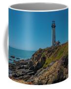 Light Tower Panoramic Coffee Mug