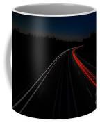 Light Trail Coffee Mug