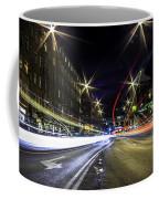 Light Trails 2 Coffee Mug