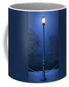 Light Winter Blue Coffee Mug