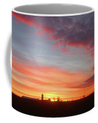 Lighted Clouds Coffee Mug