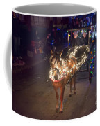 Lighted Pony Coffee Mug