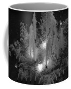 Lighted Star Fountian Coffee Mug