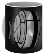 Lighted Wall In Black And White Coffee Mug