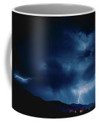 Lightening Cache Valley Utah Coffee Mug