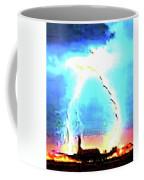 Lightening Strike Coffee Mug