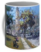 Lighthouse At Fort Niagara Coffee Mug