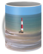 Lighthouse Beachy Head - England Coffee Mug